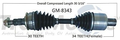 For Chevy Volt 2011-2015 Front Passenger Right CV Axle Shaft SurTrack GM-8343