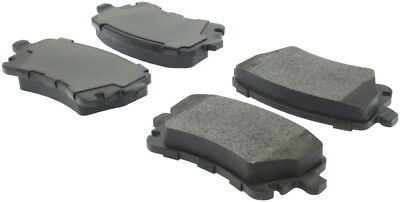 Disc Brake Pad Set-GT Rear Centric 104.10180