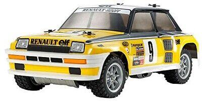 Tamiya RC No.135 1/12 Eléctrico Coche Renault 5 ( Thunk ) Turbo...