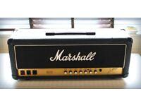 Vintage Marshall Jubilee 25/50 Valve Amp