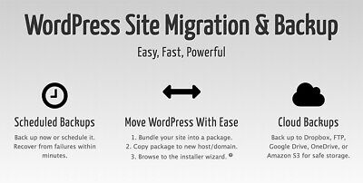 Duplicator Pro Migrate Or Backup Your Wordpress Site Quickly - Updated