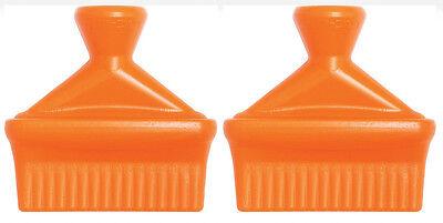 Pack Of 2 14 Swivel 60 Nozzles Loc-line Usa Original Modular System 41482