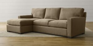 High End Interchangeable Sectional Sofa / Pull Out Bed Couch