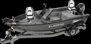 2017 legend boats 16 FX ALL-IN PRICE, NO EXTRA FEES 48/wk o.a.c.