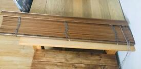 FREE Wooden blind