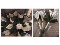 Bridal Cala Lilly Bouquets