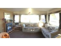 SUPERB VALUE STATIC CARAVAN FOR SALE SITED ON CHERRY TREE NR GORLESTON GREAT YARMOUTH NORFOLK
