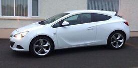 2013 Vauxhall Astra Gtc 1.4 i Turbo 16v SRi 3dr (start/stop +++ upgrade 19inch alloys +++