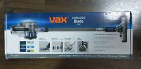 Vax TBT3V1B2 Blade Cordless Vacuum Cleaner, 24 V - NEW SEALED