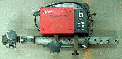 Arcair Climber Iv A Mn Iv-a Track Gouging Torch Tractor Only 120 Vac 100 Ipm