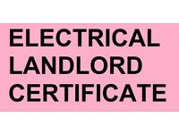 Electrical Certificates from £99 - Landlord Certificates