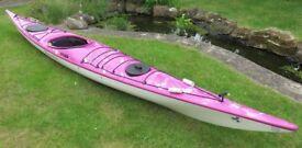 Mega Rapide Sea Kayak