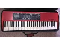 Nord Electro 61 note keyboard - in excellent condition, includes gig bag, pedal and manual.