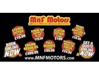 Auto - Car Mechanic & Electrician - Repairs - Servicing