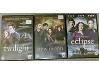 Twilight dvd collection