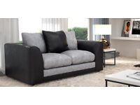 BRAND NEW 2 SEATER SOFAS LAST 2 TO CLEAR NOW