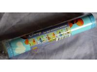 Winnie The Poo Wallpaper Self Adhesive Stick On Border 5metres Long x 235mm Tall NEW