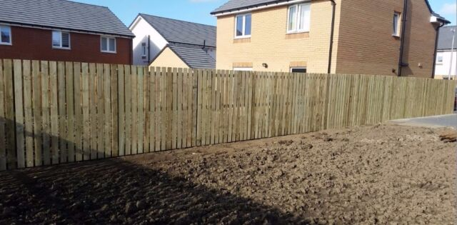 Need A New Fence Trust Professional To Build It Right First