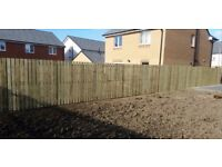 NEED A NEW FENCE ? TRUST A PROFESSIONAL TO BUILD IT RIGHT FIRST TIME