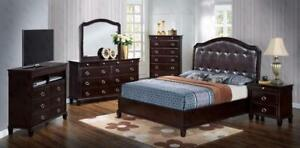 UPHOLSTERED BEDS FOR SALE (GL68)