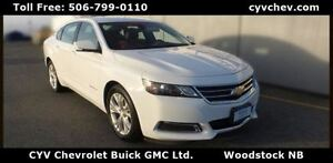 2015 Chevrolet Impala LT - Color Touch Screen - 18 Alloys - $63/