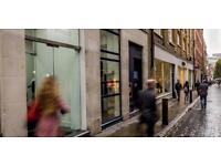 COVENT GARDEN Office Space To Let - WC2H Flexible Terms | 2-76 People