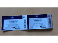 SHAWN MENDES TICKETS x 2!!