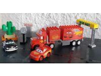 Lego Duplo Cars Macks Road Trip