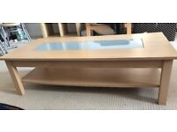 Coffee table for sale - used in good condition