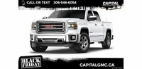 2015 GMC Sierra 1500 SLT Crew Cab *Rear Camera-Navigation-Remote