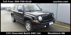 2014 Jeep Patriot North 4WD - $55/Week