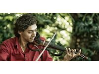 Top Roma Violinist Branko Ristic 'A major discovery this year' The Guardian - Gyspy, Jazz, Improv