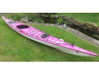 Sea Kayak - Mega Rapide
