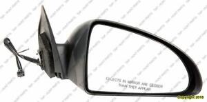 Door Mirror Power Passenger Side Coupe/Convertible With Folding PONTIAC G6 2005-2010