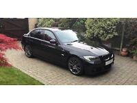 318D Sports Edition BMW - Black