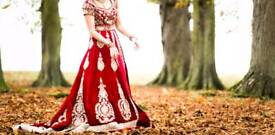 Indian wedding dress uk size 10