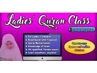 Quran Classes with Tajweed with Male and Female Teachers One-to-One Home and Online Classes
