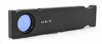 Carl Zeiss 44 64 75 Filter Slider For Microscope