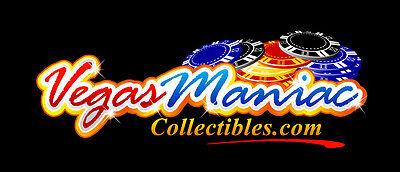 Vegas Maniac Collectibles