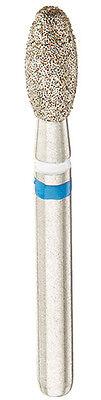 Zirconia Multi-Use Diamond Burs FOOTBALL  Z379/023M (ZC15R  2 PK of 5, 10 burs) (Zirconia Football)