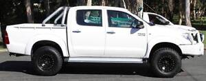 2011 Toyota Hilux 4X4 TURBO DIESEL SR5 UPGRADE REGO & RWC Southport Gold Coast City Preview