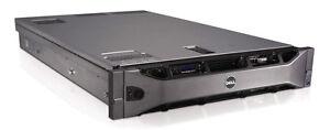 Dell-PowerEdge-R710-2-x-SIX-Core-XEON-X5650-2-66GHz-72GB-6x450GB-15k-H700-Server