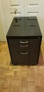Office Cabinet / File Cabinet with 3 Drawers