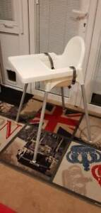 Barely old! Ikea High chair
