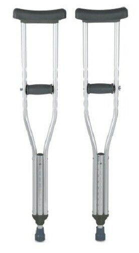 underarm youth crutch youth crutches aluminum adjustable