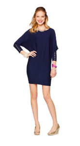 Lilly Pulitzer Bloomfield Sweater Dress - XS Navy