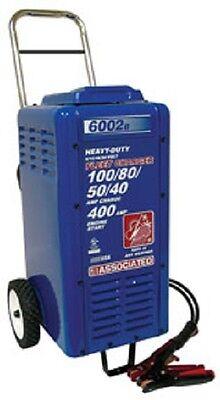Associated Equipment ASO 6002B 6/12/18/24-V Commercial Charger 5 YR LTD Warranty