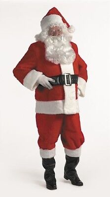 Halco 5599 Popular Rental Quality Santa Suit- Size 64-70 jacket up to 63 - Santa Costume Rentals
