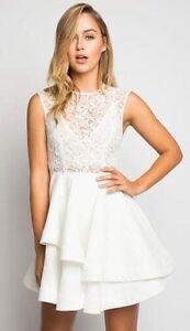 White dresses - perfect for wedding Lane Cove North Lane Cove Area Preview