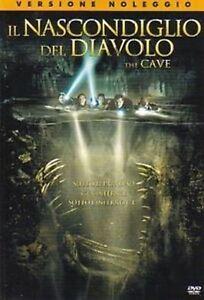 Il-nascondiglio-del-diavolo-2005-DVD-RENT-NUOVO-Sigillato-New